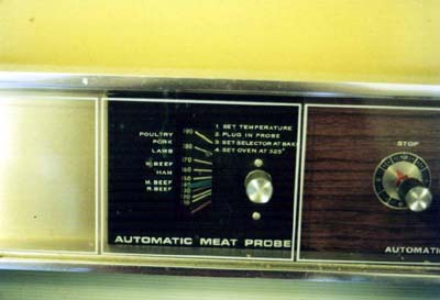 probe your meat, automatically!
